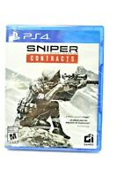 Sniper Ghost Warrior Contracts PS4 PlayStation 4 Brand New Sealed