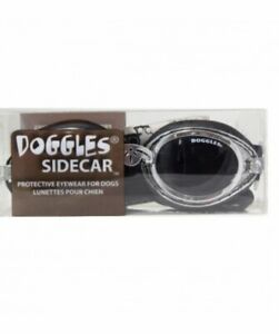 DOGGLES SIDECAR DOG GOGGLES -  NEW IN BOX - UV PROTECTION EYE WEAR SHATTERPROOF