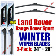 WINTER Wipers 2pk Prem Grade 2014-2016 Land Rover Range Rover Sport 35240/200