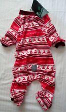 New listing Fuzzyard Nwt Christmas Dog Pyjamas Apparel Size Med-Sz 5