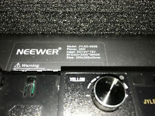 Neewer 480 LED Video Light Panel JYLED-500S Bi-color Dimmable with U Bracket