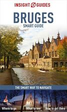 Insight Guides Bruges Smart Guide (Belgium) *FREE SHIPPING - NEW*