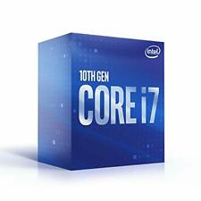 Intel Core i7-10700 Desktop Processor 8 Cores 4.8 GHz LGA 1200 65W, BX8070110700