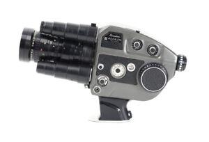 Beaulieu Movie Camera 4008 ZM Angenieux Lens Zoom 1.9/8-64mm Type 8x8B No1289075