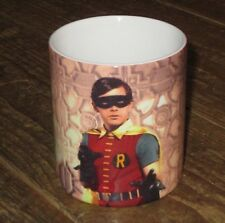 Robin The Boy Wonder Batman and 1960s TV Show MUG