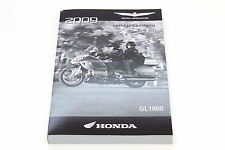 2008 goldwing owners manual