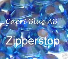 360 Swarovski Crystal Rhinestones ~ 30ss~Capri Blue AB
