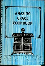 Grace Lutheran Church Cookbook-Englewood Colorado-Recipes-Cooking-Family Names