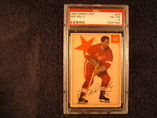 1954 Parkhurst Red Kelly #42 PSA 4