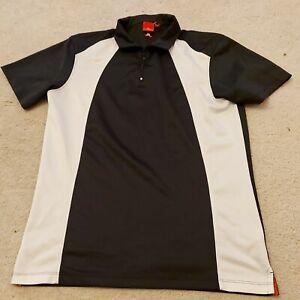 J Lindeberg Golf Polo.USED. Black Medium