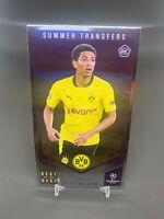 2020-21 Topps UEFA Soccer Best of the Best UCL Jude Bellingham Rookie RC SP