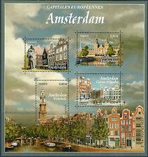 TIMBRES 5090-5093 OU F5090 NEUFS XX - Amsterdam Capitales Européennes - Pays Bas