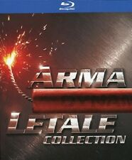 Arma Letale Quadrilogia Cofanetto ( 4 Blu Ray ) Collection (Mel Gibson)