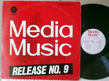 LIBRARY/PRODUCTION LP: AMERICAN INDIAN/FAMOUS THEMES Media Music Release No. 9