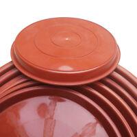 10pcs Plant Saucer Plastic Flower Pot Drip Trays Plastic Plant Pot Saucers