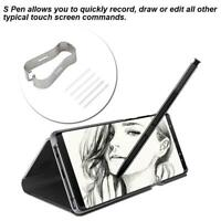 Tips&White/Black Touch Stylus S Pen For Samsung Galaxy Note 8/9 Tab S3 T820 T825