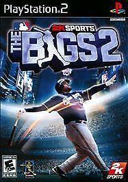 Bigs 2 (Sony PlayStation 2, 2009) Ps2 Tested Baseball