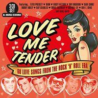 Love Me Tender - 60 Love Songs From The Rock n Roll Era [CD]