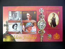 SOLOMON ISLANDS Wholesale Golden Jubilee M/Sheet x 50 NEW LOWER PRICE FP1072