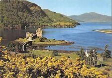 BR90842 eilean donan castle ross shire scotland