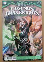 DARK NIGHTS DEATH METAL LEGENDS OF THE DARK KNIGHT #1 - 1st ROBIN KING  💥