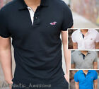 NWT Hollister By Abercrombie & Fitch Mens Epic Flex Polo T-Shirt Sz XS S M L XL