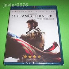 EL FRANCOTIRADOR BLU-RAY NUEVO Y PRECINTADO BRADLEY COOPER