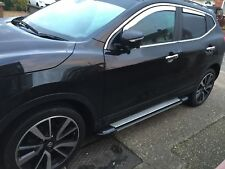 MITSUBISHI ASX Onwards 2010 RUNNING BOARDS SIDE STEPS BOARDS STYLISH DESGN.