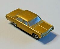 Matchbox Superfast Opel Diplomat Gold Spoke Wheels England No. 36 Diecast