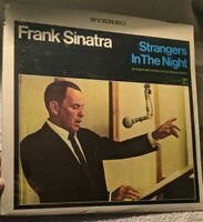 Frank Sinatra Strangers In The Night Reprise Record LP 1966 Vinyl FS 1017 Stereo