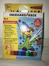 Eberhard Faber mágica colores fibra pintor colores cambiantes sobre pintar con zaubermake