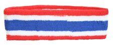 Stirnband Thailand 6x21cm Schweißband für Sport Headband