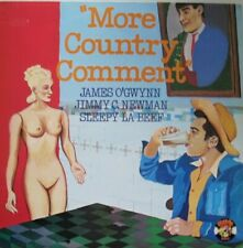 MORE COUNTRY COMMENT -  LP