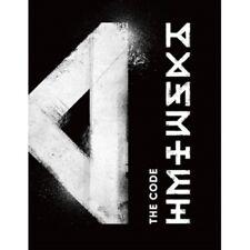 Monsta X - [The Code] 5th Mini Album De: Code Ver CD+Poster+Booklet+Card