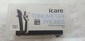 100 Pcs Icare disposable tonometer probes TP01