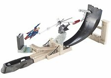 Hot Wheels Batmobile City Chase Track Set W/ Excluseive Batmoile Vehicle New