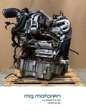 MOTOR ENGINE RENAULT NISSAN MERCEDES CITAN K9KE628 K9K E 628 KOMPLETT