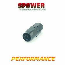 Universal AN6 6AN JIC Straight Swivel Braided Fuel Oil Hose End Fitting Adapter