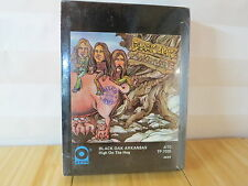 Black Oak Arkansas - High On The Hog - 8 Track Cassette Sealed - Extremely Rare