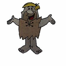 The Flintstones Barney Rubble Figure Embroidered Patch