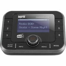 DAB+ Radio Adapter HiFi IMPERIAL DABMAN 410 Akku Hifi-Adapter Bluetooth B-Ware