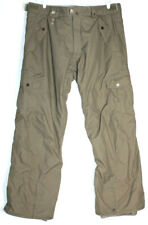 686 Mens XL Snowpants Smarty Khaki