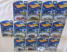 Lot of 13 Various Hot Wheels from Year 2001