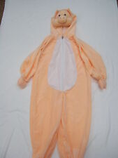 Childrens Pig Costume Kids Child Age 4-6 or 6-8 Size Animal Farm Piglet