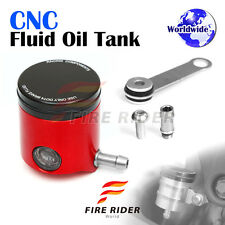 FRW RD CNC Fluid Reservoir Front Brake For Kawasaki Z1000 SX 09-15 10 11 12 13