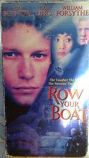 Row Your Boat (VHS) 1999 romance stars Jon Bon Jovi, Bai Ling, Jill Hennessy