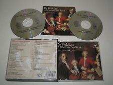 VARIOUS ARTISTS/DE BLOKFLUT IN RENAISSANCE EN BAROK(BRILLIANT/92460)2xCD ALBUM