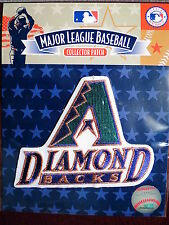 MLB Arizona Diamondbacks Team Emblem Patch 1998 to 2006