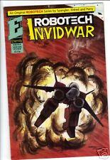 Robotech Invid War #12 1993
