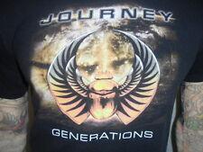 JOURNEY CONCERT SHIRT Rock Band Tour Generations M